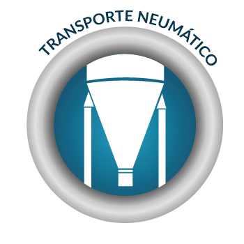 transporte neumático
