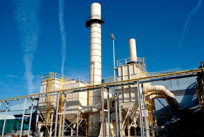 Fabricación de sistemas para la filtración de aire industrial