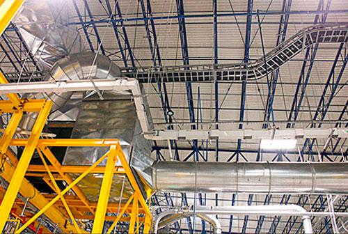 Somos fabricantes de sistemas de extracción de neblinas en México