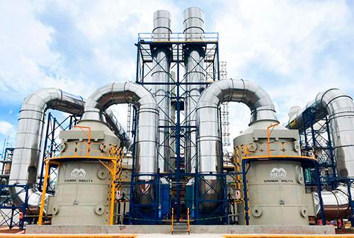 sistemas de extraccion de gases mcat