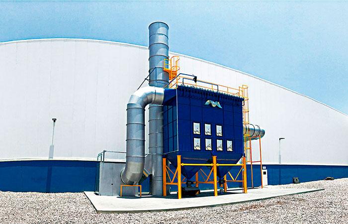 Fabricantes de sistemas para el control de emisiones contaminantes en México