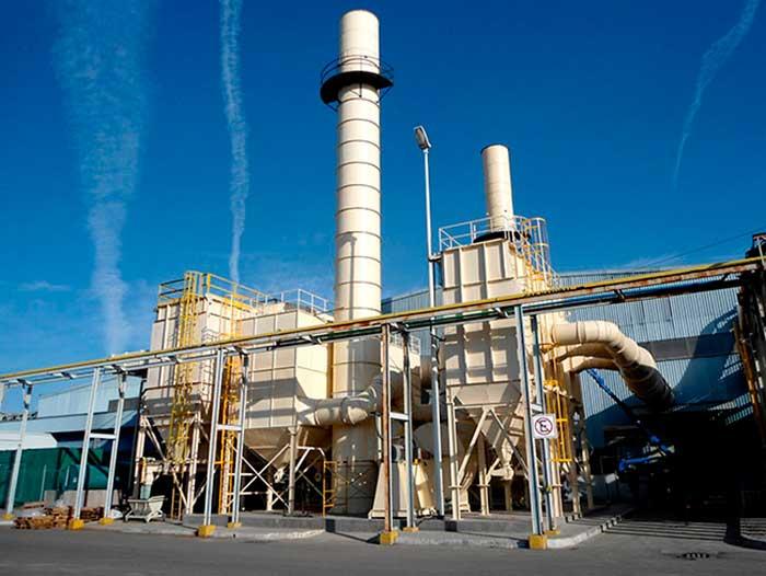 Expertos en el control de emisiones contaminantes industriales