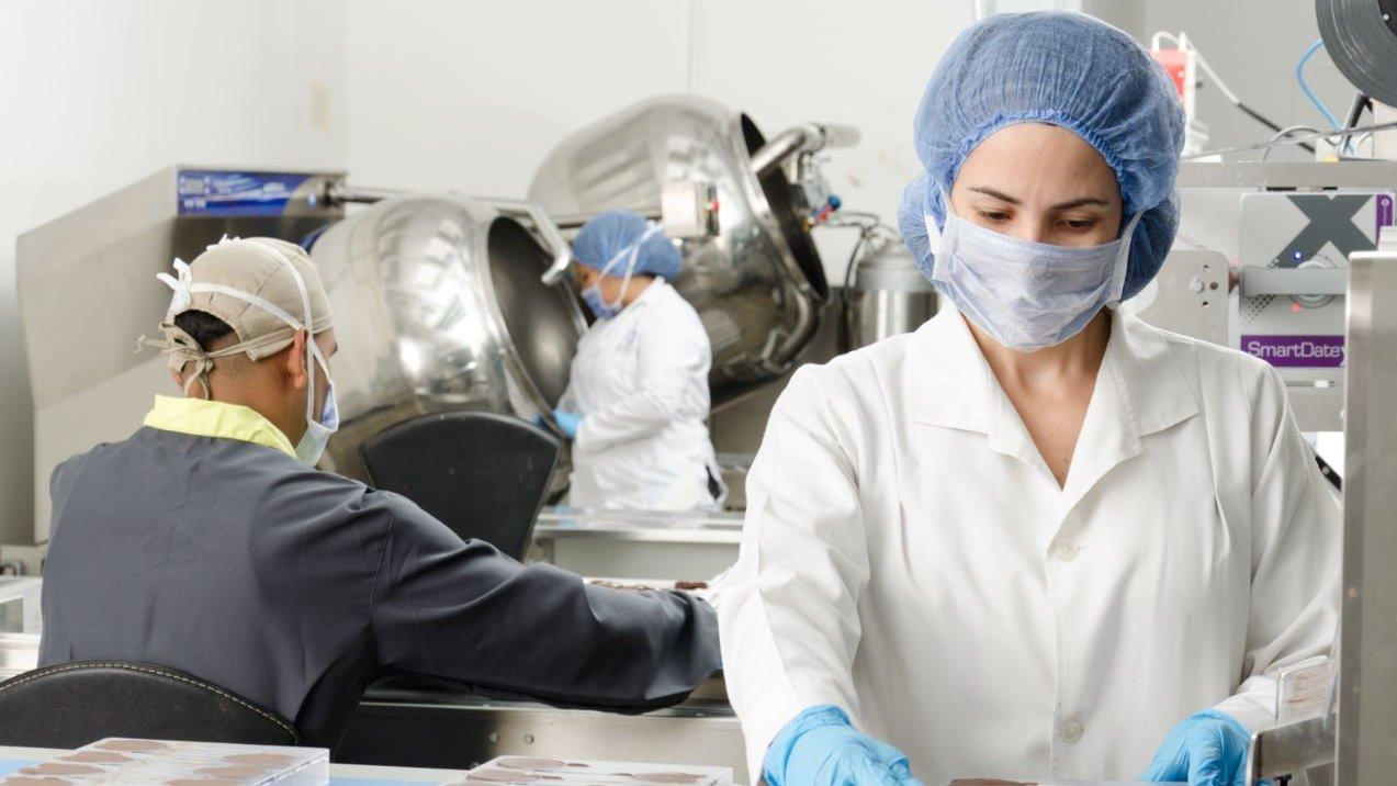emisiones de gases en el sector farmacéutico