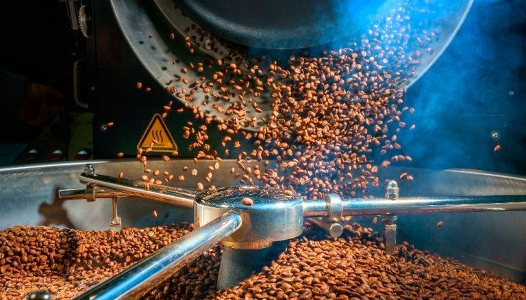 Extracción de polvo en el sector alimenticio