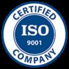 certificación 1so9001